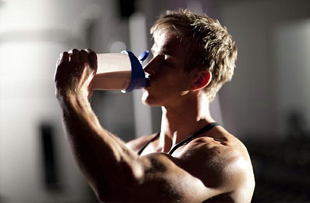Consumir proteína para ganhar massa muscular