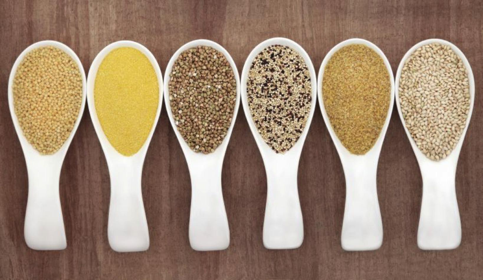 grãos integrais ajudam na saúde do cabelo