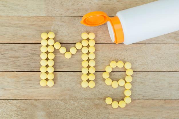 pilulas-amarelas-formando-magnésio