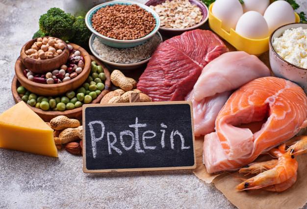 Proteinas pós-treino